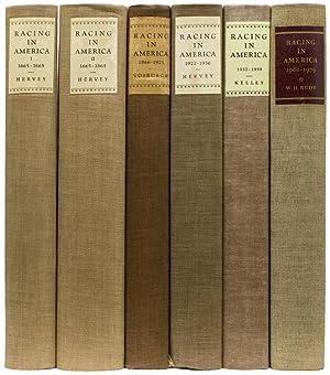 Racing in America 1665-1979: Hervey, John; W.S.