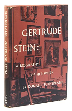Gertrude Stein: A Biography of Her Work