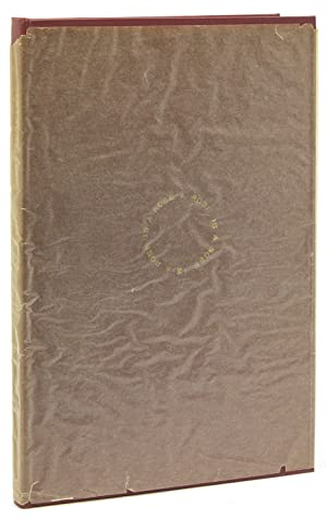 A Catalogue of the Published and Unpublished Writing of Gertrude Stein. Exhibited at Yale Univers...