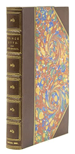 Prince Otto. A Romance: Stevenson, Robert Louis