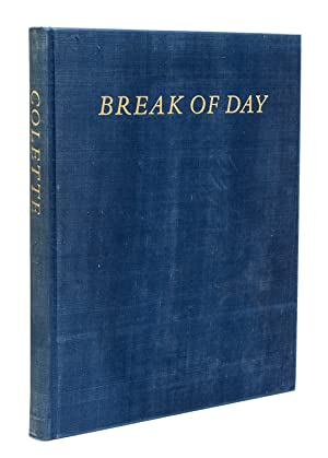 Break of Day. Translated by Enid McLeod; Introduction by Robert Phelps