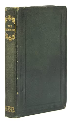 The Humourist, a companion for the Christmas fireside. Edited by W.H. Harrison. Embellished by fi...