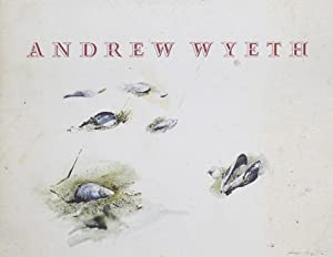 Andrew Wyeth. Introduction by David McCord. Selection: Wyeth, Andrew