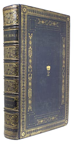 Manuscripts United Large 1835 Antique Holy Bible **professionally Restored** Beautiful Finely Processed Books