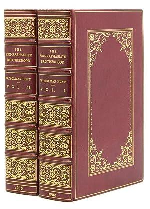 Pre-Raphaelitism and the Pre-Raphaelite Brotherhood: Binding, Fazakerley) Hunt,