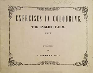Excercises in Colouring. The English Farm. Part I.