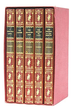 Complete Set of the Christmas Books: (1): Dickens, Charles