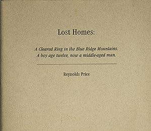 Southern Nights Chapbook Series: Price, Reynolds, Gerald