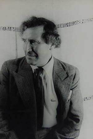 Portrait photograph of Marc Chagall: Chagall, Marc) Van