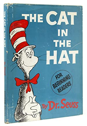 775ccf78f7d Seuss - 1957 - Cat in the Hat -   500.00 - First Edition - AbeBooks