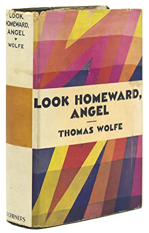 Look Homeward, Angel. A Story of the Buried Life