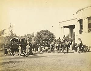 Sir Robert Montgomery's Camel Carriage in Government: Bourne, Samuel and