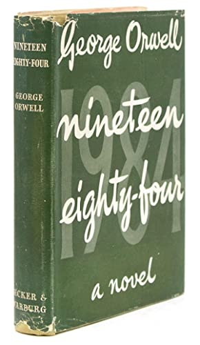 1984 by George Orwell - AbeBooks