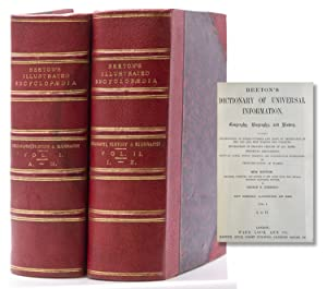 Beeton's Dictionary of Universal Information. Georaphy, Biography, and History. [and] Beeton's. S...