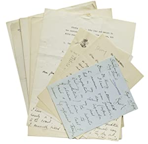Archive of Correspondence concerning Elephant Hunting and Trophy Ivory hunted in Africa, addresse...