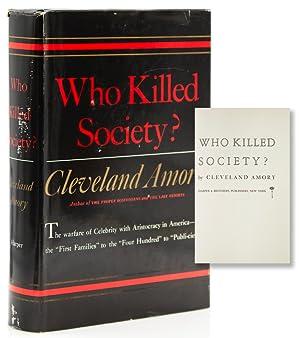 Who Killed Society: Amory, Cleveland