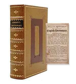 Dictionarium Anglo-Britannicum or, A General English Dictionary comprehending a brief, but emphat...