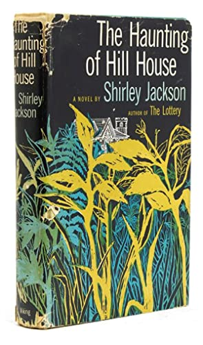 The haunting of hill house by shirley jackson abebooks the haunting of hill house jackson shirley fandeluxe Choice Image