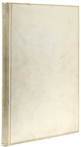 The Bibliography of Coleridge. A Bibliographical List arranged in Chronolgical Order of the Publi...