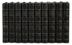 The Complete Works of Edgar Allan Poe. Edited and Chronologically Arranged on the Basis of the St...