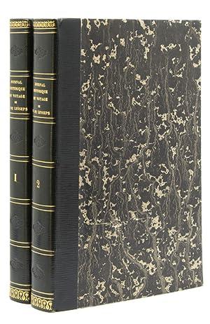 Journal historique du voyage de M. De: Lesseps, Jean Baptiste