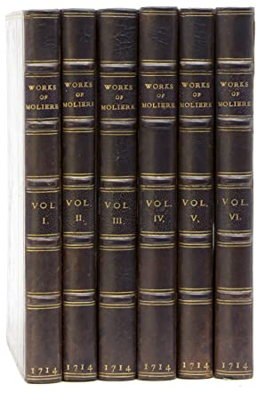 The Works of Monsieur de Moliere [Translated: Molière, [Jean-Baptiste Poquelin