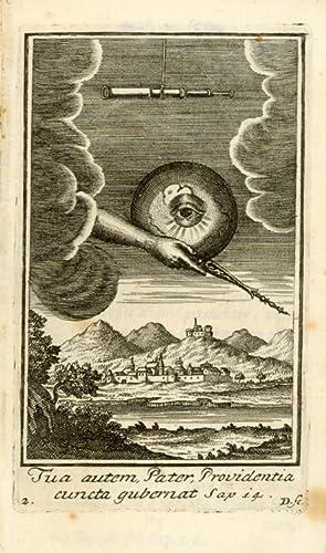 Itinerarium Athei ad Veritatis viam deducti; in: Emblem Book) [Raicsani,