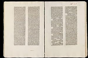 Postilla super totam Bibliam: Nicolaus de Lyra