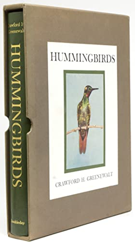 Hummingbirds. With a Foreword by Dean Amadon, Lamont Curator of Birds
