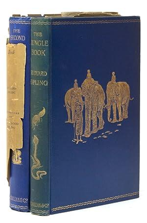 The Jungle Book & The Second Jungle: Kipling, Rudyard