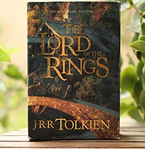 Lord of the Rings, 3 Volumes Box: Tolkien, J. R.