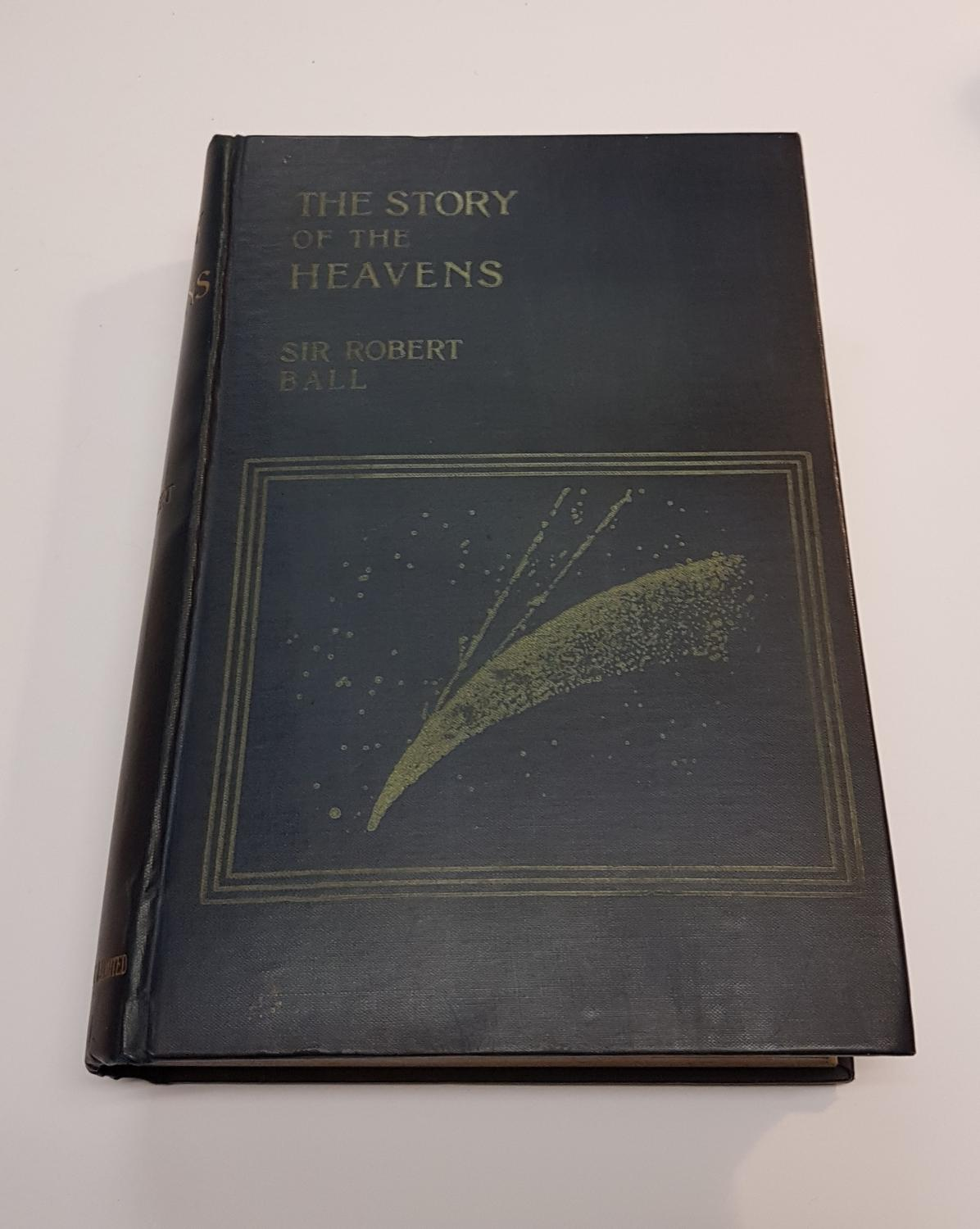 The Story of the Heavens Ball, Robert