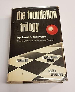 The Foundation Trilogy - Three classics of: Asimov, Isaac
