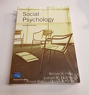 Social psychology by hogg vaughan abebooks social psychology fourth edition hogg michael a fandeluxe Choice Image