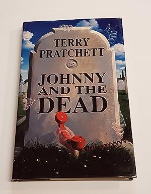 Johnny and the Dead: Pratchett, Terry; Avon,