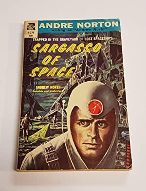 Sargasso of Space - Complete and Unabridged: Norton, Andre (writing