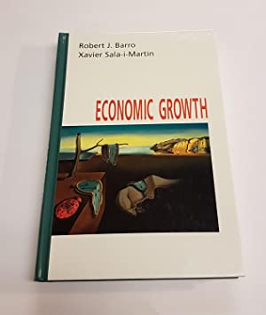 Economic Growth: Barro, Robert J