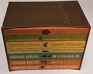 The Jungle Book; The Second Jungle Book;: Kipling, Rudyard; Robinson,