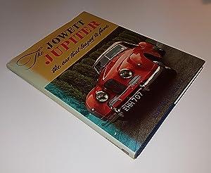 The Jowett Jupiter - The Car that: Nankivell, Edmund