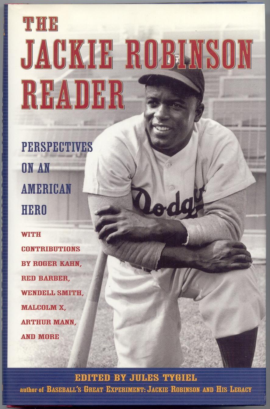 Jackie Robinson Reader