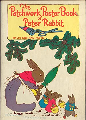 The Patchwork Poster Book of Peter Rabbit to Cut out and Paste: Nyce, Helene