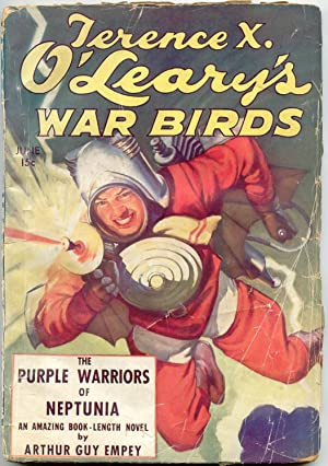 Terence X. O'Leary's War Birds, June 1935: editor unstated