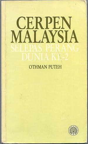 Cerpen Malaysia: Selepas Perang Dunia Ke-2: Puteh, Othman [editor]