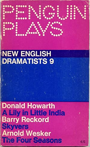 New English Dramatists 9: Howarth, Donald; Reckord,