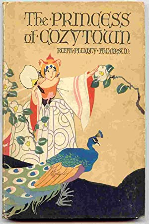The Princess of Cozytown: Thompson, Ruth Plumly