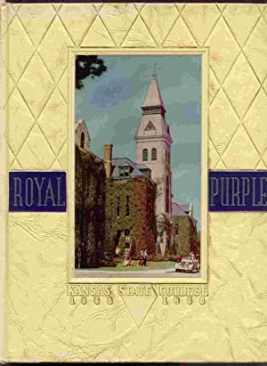 The Royal Purple for 1938: Miller, Luman [editor]