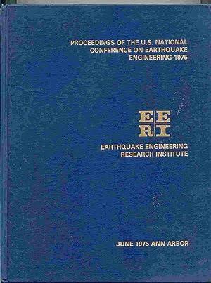 Proceedings of U.S. National Conference on Earthquake: Berg, et al.