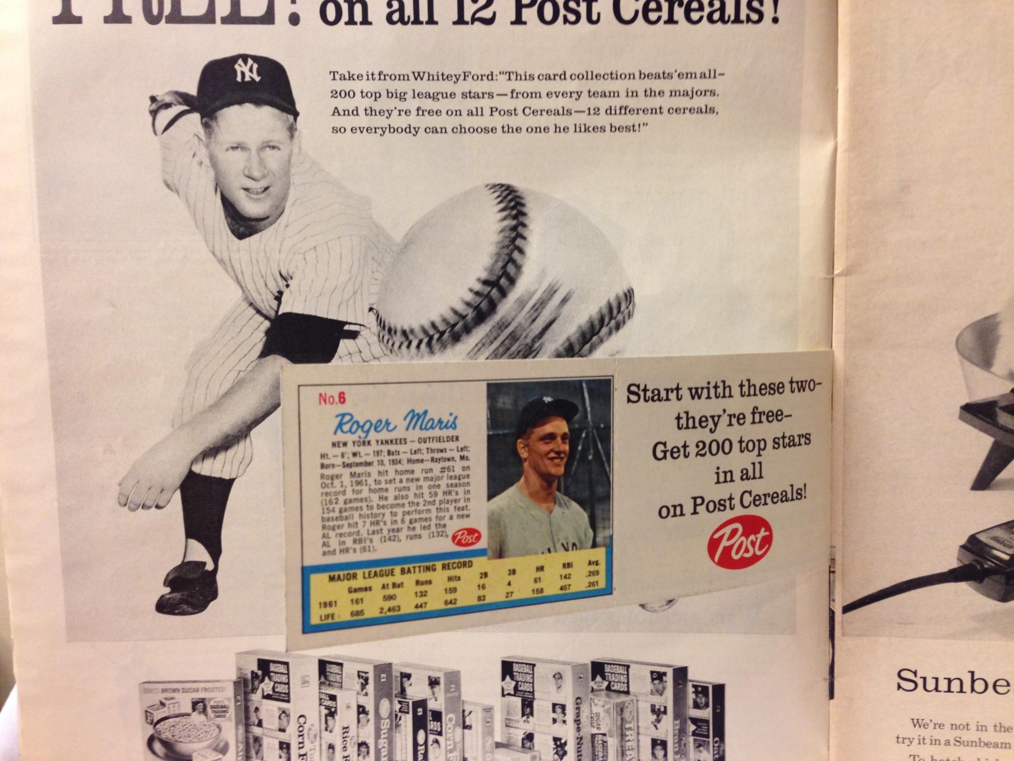 Life Magazine April 13 1962 W Mickey