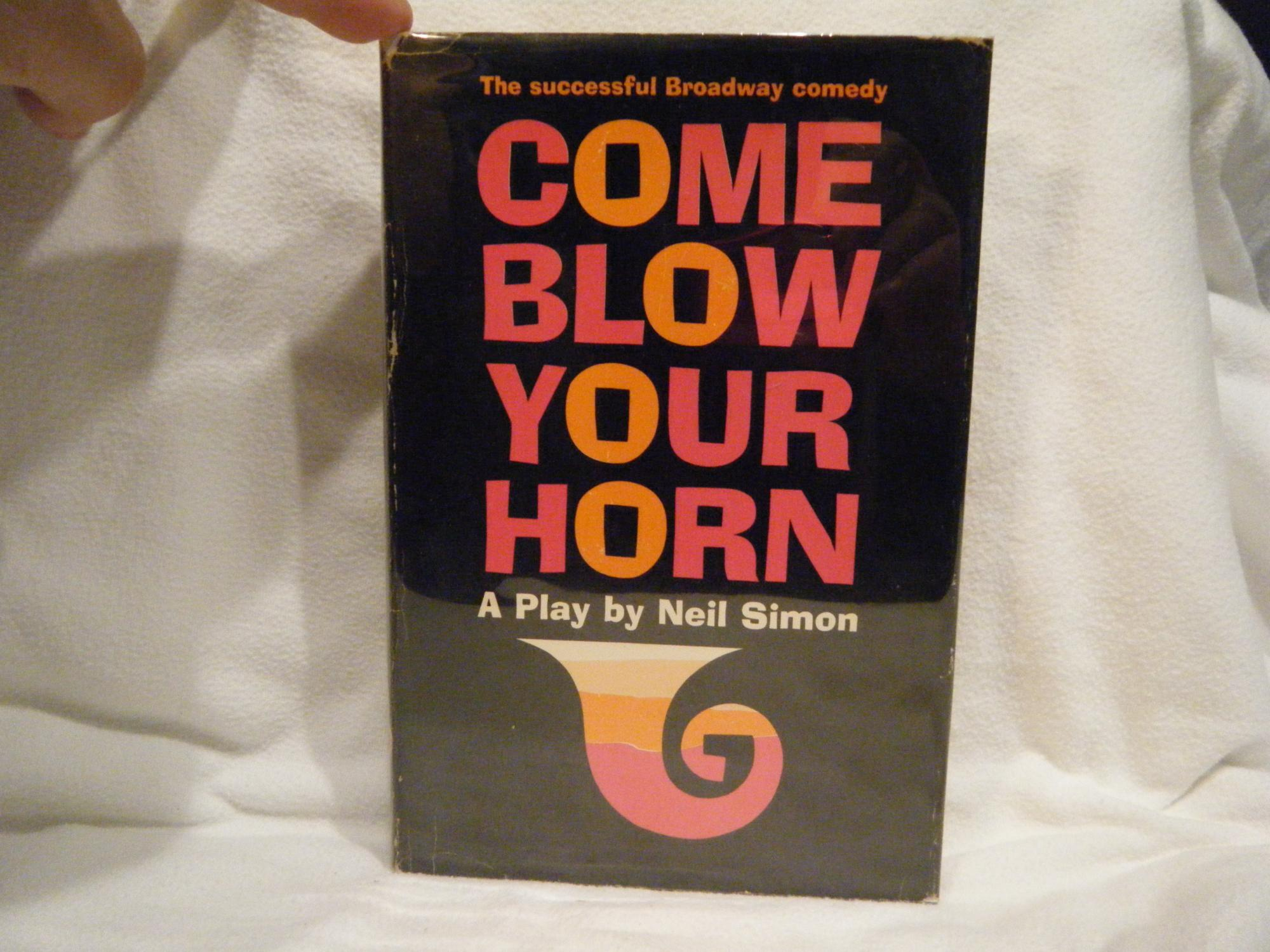 Come Blow Your Horn Simon, Neil Near Fine Hardcover