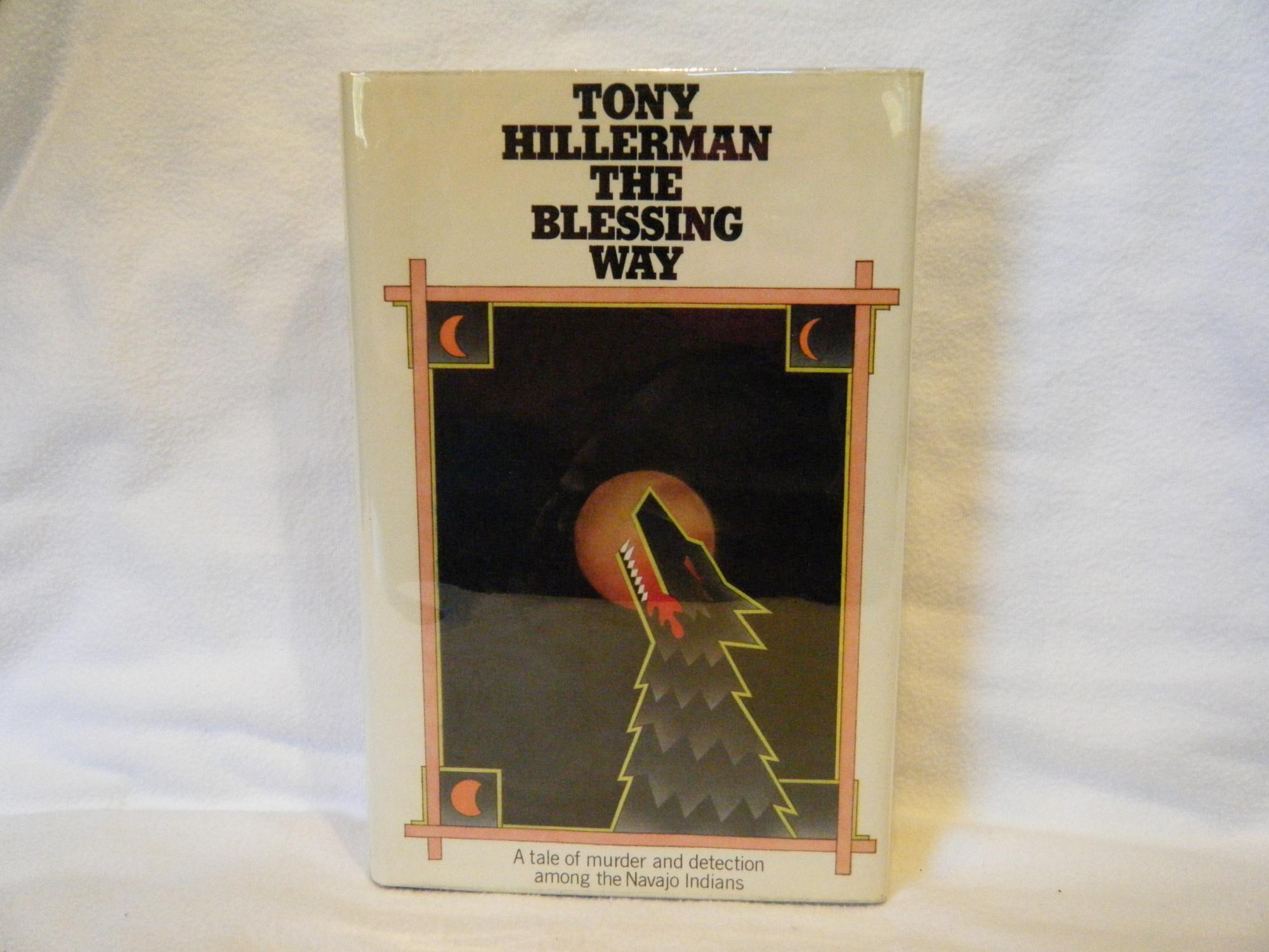 The_Blessing_Way_Hillerman_Tony_Bon_Couverture_rigide